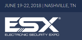 ESX logo with date