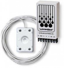 WB350 device with sensor water detection system